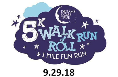 Dreams come true 5k and 1 mile fun run dreams come true of join us at the baseball grounds of jacksonville altavistaventures Choice Image
